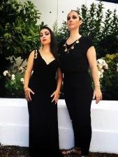 Lisa Algozzini as Poppea in 'L'incoronazione di Poppea' with the Greek Opera Festival in Athens