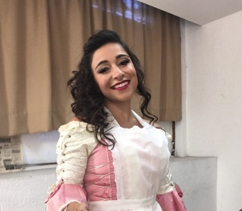 Lisa Algozzini as Susanna in 'Le nozze di Figaro' at Teatro de la Paz with the Festival de Opera de San Luis in Mexico: http://www.lisaalgozzini.com/susanna-2017