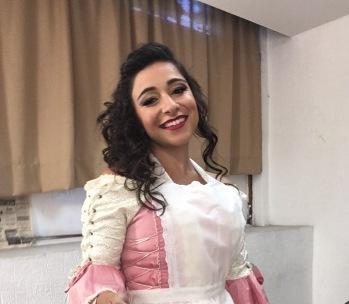 Lisa Algozzini as Susanna in 'Le nozze di Figaro' at Teatro de la Paz with the Festival de Opera de San Luis in Mexico: http://www.lisaalgozzini.com/susanna-2017