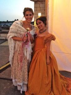 Mimì: Sabina Bisholt & Musetta: Lisa Algozzini