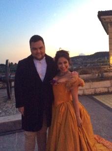 Rodolfo: Mihail Mihaylov & Musetta: Lisa Algozzini